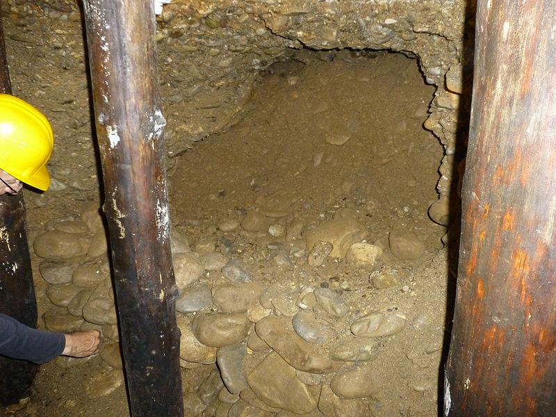 Túnel subterráneo de una de las pirámides bosnias. (TheBIHLover/CC BY-SA 4.0)