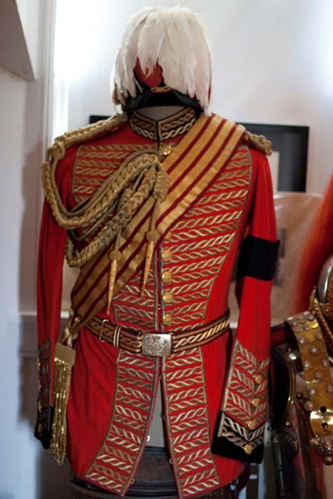 Uniforme de Caballerizo Mayor del Reino Unido de finales del siglo XIX.(CC BY-SA 3.0)