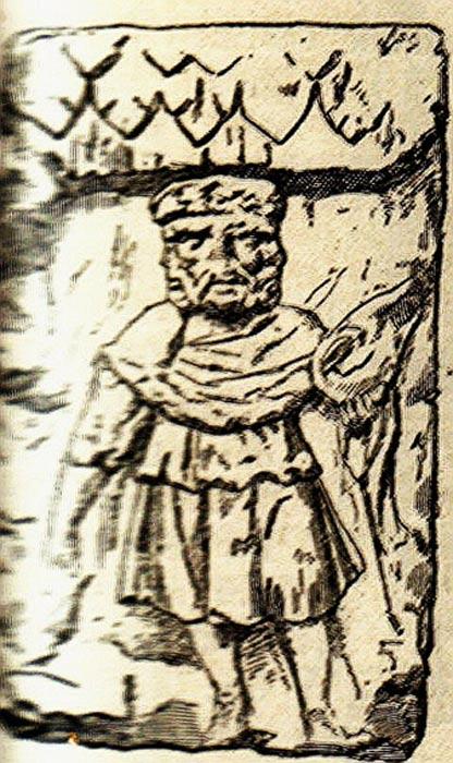 Uno de los Tuatha Dé Danann. (Public Domain)