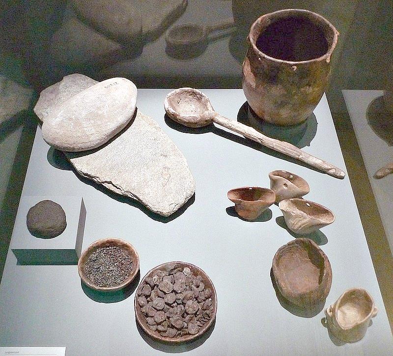 Los humanos del neol tico inventaron la cocina hace m s de for Recipientes cocina