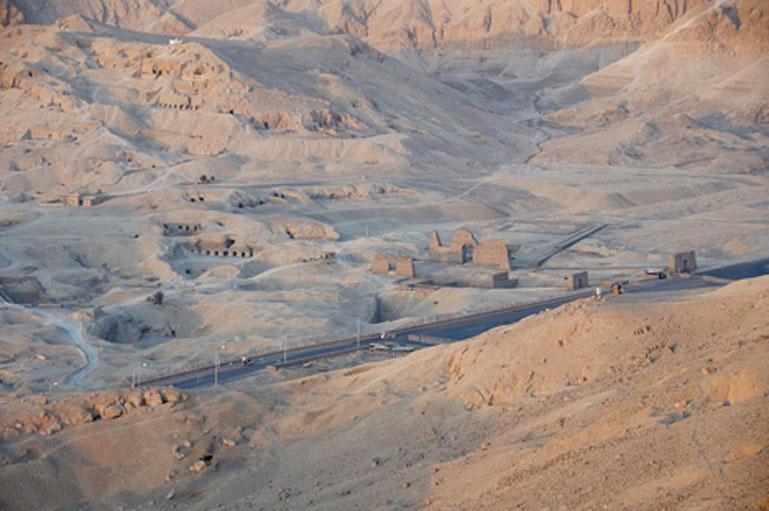 Valle de los Reyes, Luxor, Egipto. (Wouter Hagens/CC BY SA 3.0)