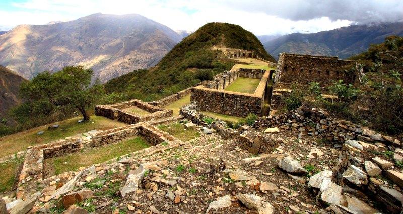 Ciudadela de Choquequirao, último foco de resistencia del antiguo imperio Inca (Mark Rowland/CC BY-ND 2.0)