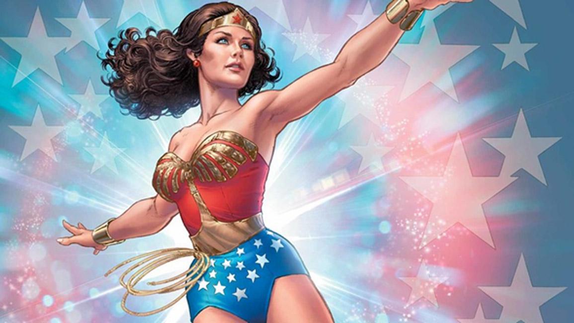 La Wonder Woman original era considerada un icono feminista. DC Comics, imagen aportada por el autor.