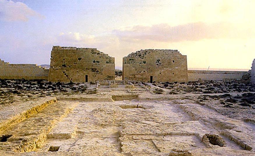 El yacimiento arqueológico de Taposiris Magna, en continua evolución. (Dra. Kathleen Martinez)