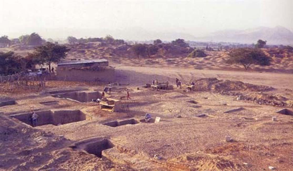 Yacimiento arqueológico de San José de Moro (Luis Jaime Castillo Butters)
