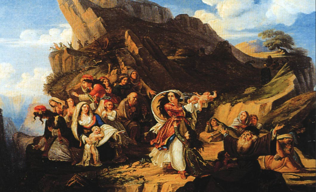 Danza de Zalongo, Claude Pinet (Helleniccomserve)