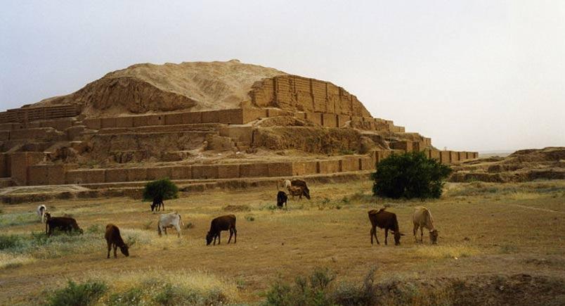Choga Zanbil, Irán. (Arian Zwegers/CC BY 2.0)