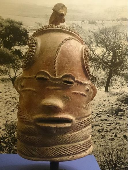 Las cabezas de Lydenburg son las primeras muestras que se conocen de la escultura africana al sur de África.