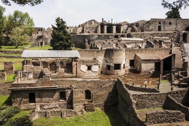 La antigua ciudad de Pompeya, Italia. (BigStockPhoto)