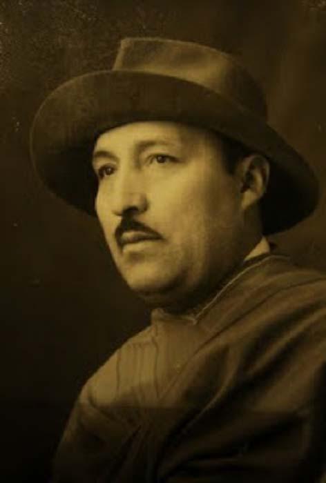Andrés Alencastre Gutiérrez (1909-84) (Goodreads)