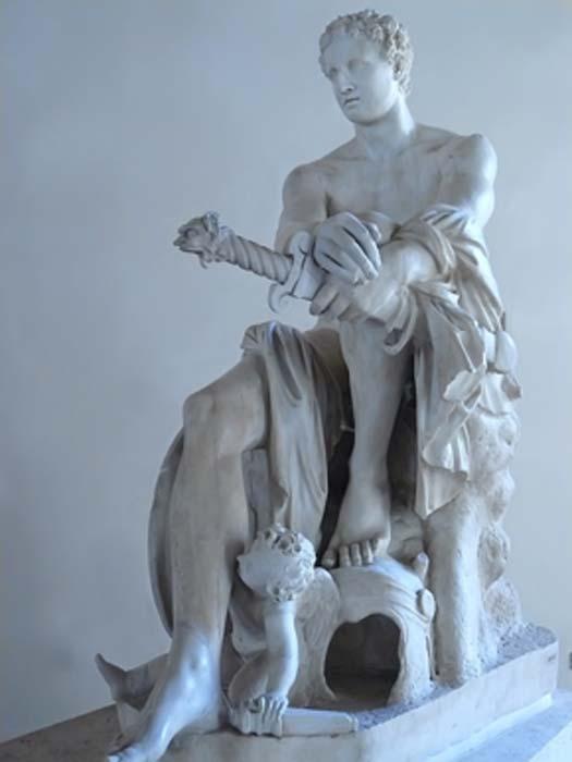 Ares el dios griego de la guerra. (Mary Harrsch / CC BY-SA 2.0)