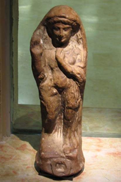 Asera, diosa cananea de la maternidad y la fertilidad. (Matanya / CC BY-SA 3.0)