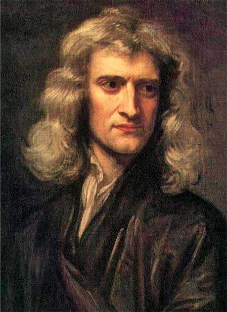 Los cálculos astronómicos en algunos de los documentos inéditos de Sir Isaac Newton han revelado lo que él creía que era la fecha de crucifixión de Jesús. (Barrington Bramley / Dominio público)