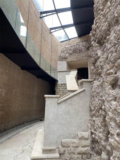 La tumba de Augusto ha recibido una nueva vida muy necesaria, gracias a una inversión de varios millones de euros. (Sovrintendenza Capitolina / Cultura de Roma)