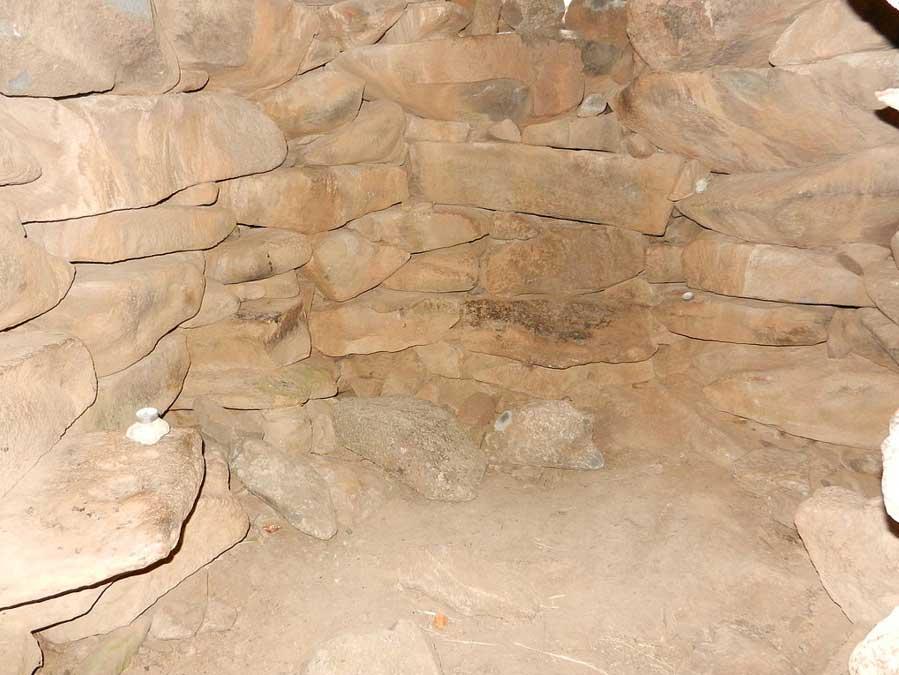Vista interior de la cámara funeraria (CC BY-SA 3.0)