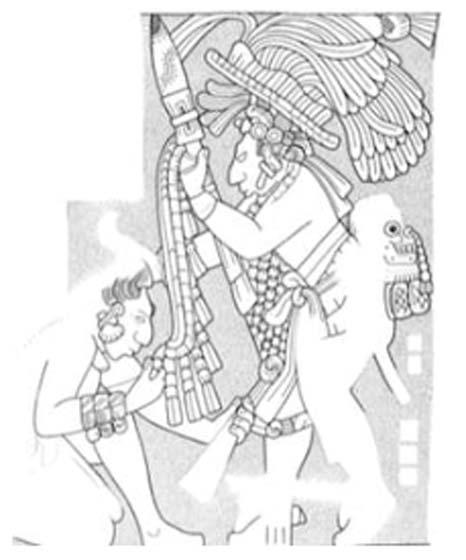 La civilización maya en su apogeo: la civilización maya prosperó durante siglos en América Central, cubriendo el sureste de México, toda Guatemala y Belice, y partes de Honduras y El Salvador. Con el tiempo, los sitios del Sur perdieron poder a medida que los sitios del Norte lo ganaron. Mapa: La Conversación, CC-BY-ND