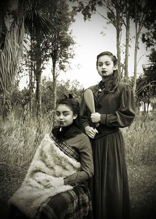 Cuando Marsters se estableció en la isla de Palmerston, tomó tres esposas. (michelle250 / pixabay)