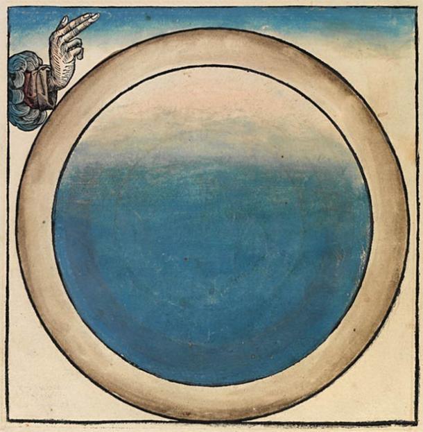 Representación del Primer Día de la Creación, una de las historias del Libro del Génesis, como se ilustra en la Crónica de Nuremberg de 1493. (Dominio público)