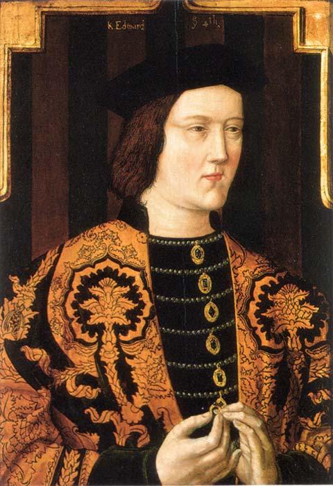 Edward IV Plantagenet. (PKM / Dominio Público)