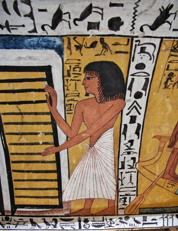 Se han encontrado muchas letras egipcias antiguas en Deir el-Medina, un pueblo del Nuevo Reino poblado por artesanos que trabajaron en las tumbas de los faraones en el Valle de los Reyes. (Sergey / Adobe Stock)
