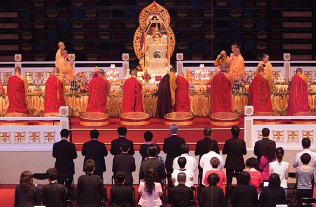 La reliquia fue consagrada para su pública veneración en el año 2012. (Macao Magazine)