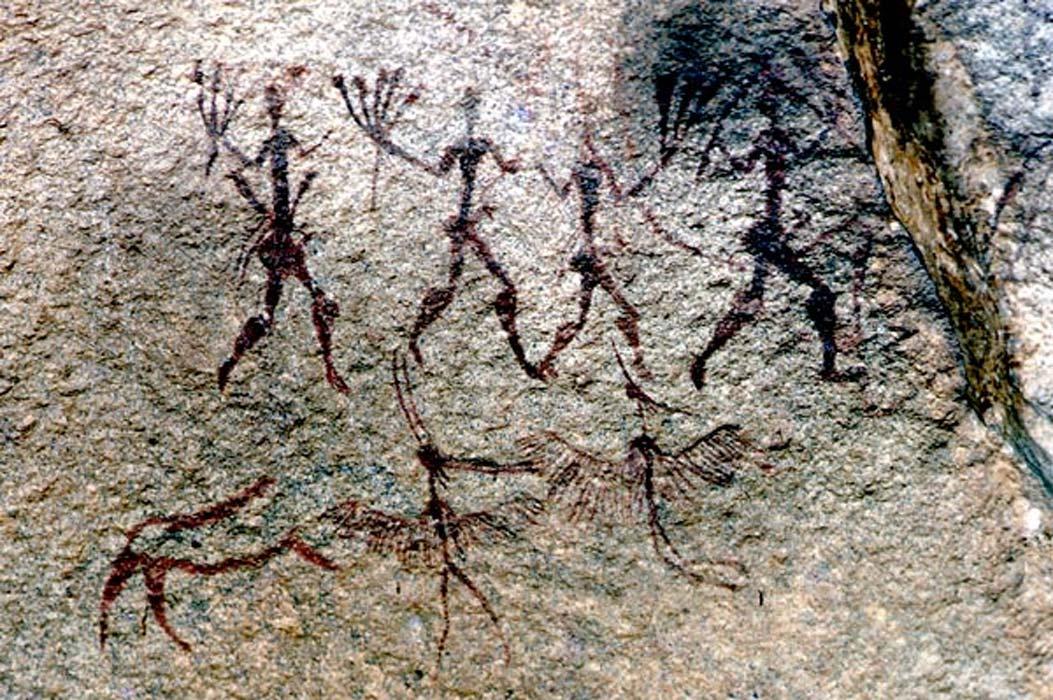 Nsangwini Bird Men
