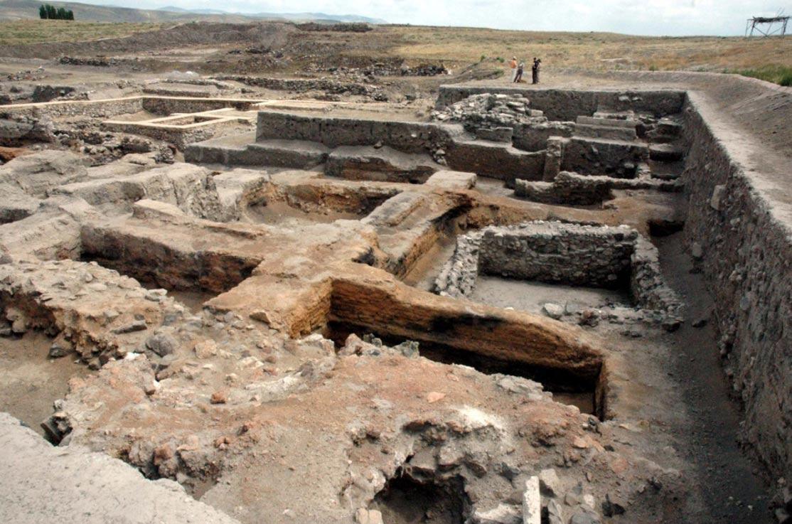 Excavaciones recientes en Kültepe, Turquía