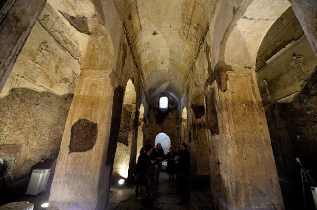 Acusaciones de magia negra y seres mitol gicos la for Porta maggiore
