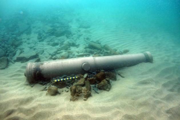 Portada-Cañón descubierto junto a la costa irlandesa perteneciente a la Armada Invencible.jpg