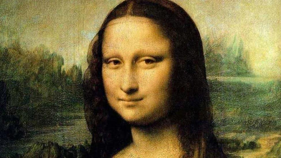 Portada-Detalle de la famosa pintura de Leonardo da Vinci la Mona Lisa. Actualmente se encuentra expuesta en el Museo del Louvre de París. Public Domain
