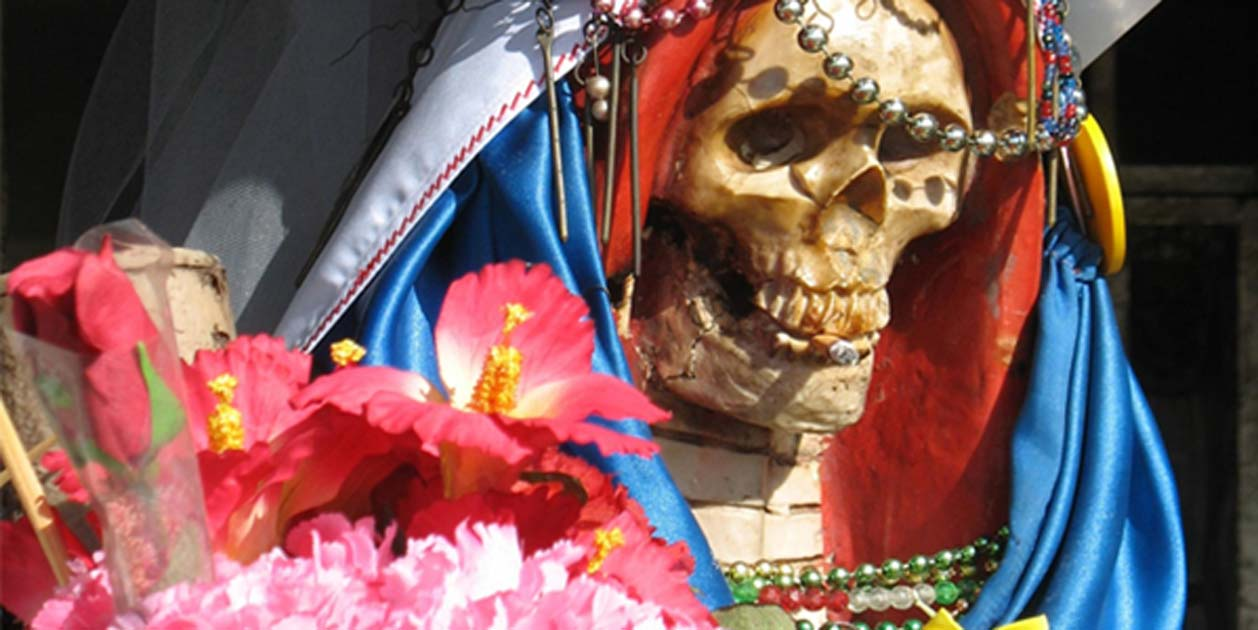 Portada - Santa Muerte en México (Public Domain)