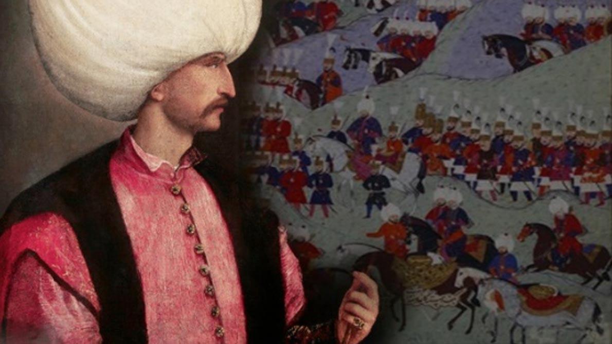 Portada-Solimán el Magnífico, circa 1530.
