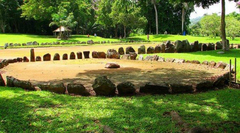 Portada - Parque Ceremonial Indígena en Caguana, Puerto Rico. (Fotografía: La Gran Época)