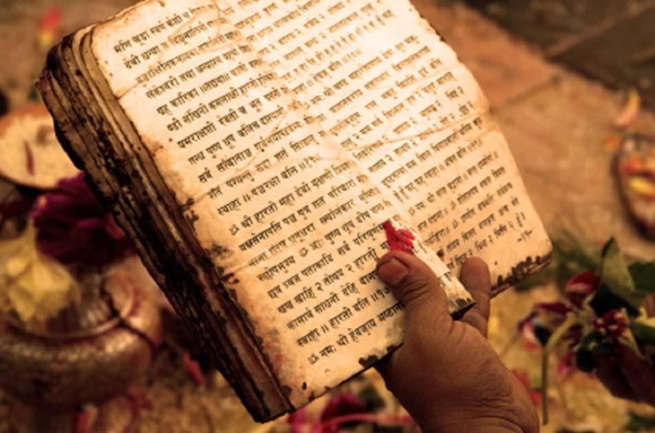 Resultado de imagen de Anteriores a los primeros Upanishads tenemos en la India la creación de los Vedas