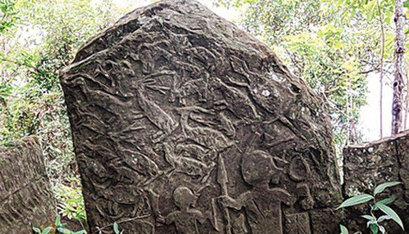 Portada-Antiguas ruinas de Mizoram. Fotografía: Northeast Daily