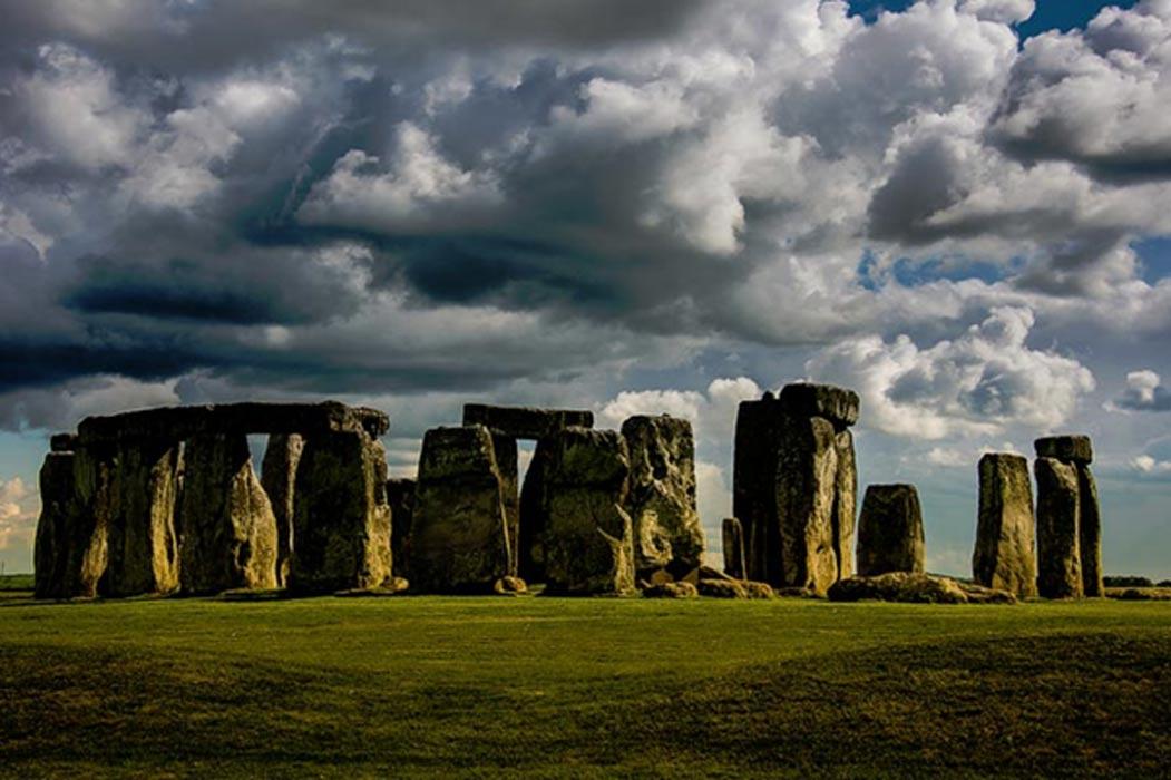Portada - Monumento de Stonehenge