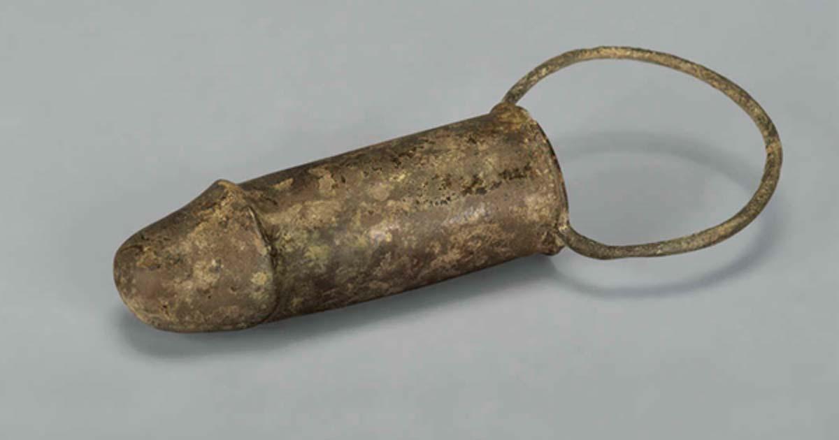 Portada - Juguetes sexuales y recipientes para bebidas de la antigua dinastía Han revelan la inclinación de la realeza china por un estilo de vida sibarita. (Fotografía: Museo de Yizheng)