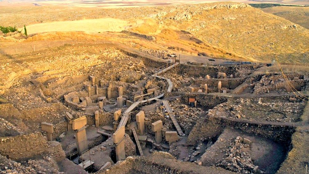 Portada - Fotografía de parte del antiguo yacimiento turco de Göbekli Tepe. (Imagen: Código Oculto)