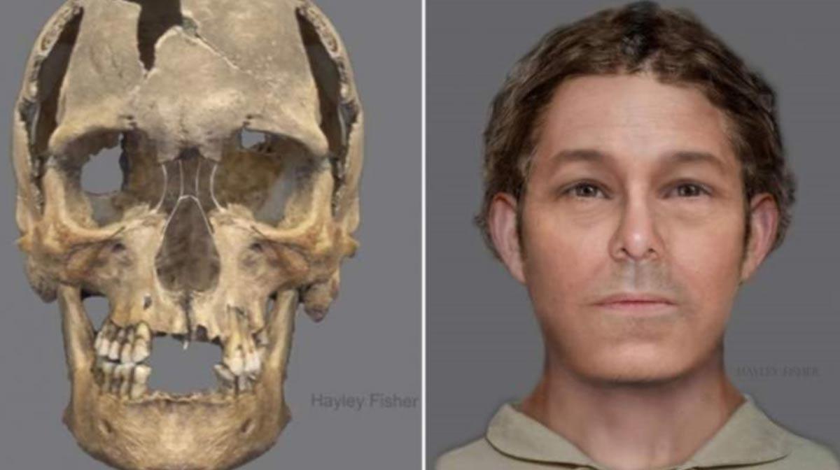 Portada-El esqueleto de un hombre que al parecer tenía unos cincuenta años en el momento de su muerte fue descubierto el año pasado cerca del emplazamiento de una antigua horca utilizada hace siglos para ejecutar criminales en Newhaven. Fotografía: City of Edinburgh Council.