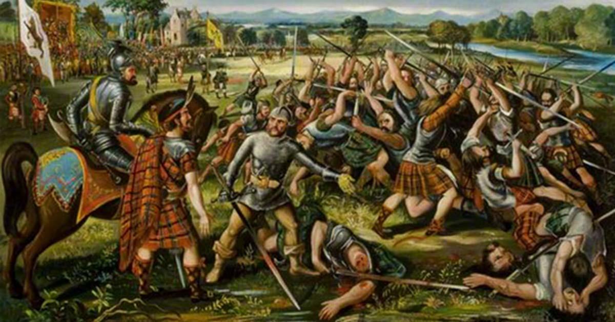 Portada - Guerra de clanes en Escocia (scotclans.com)