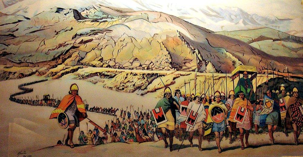 Portada - Fuerzas incas durante la conquista (Miguel Vera León/Flickr)