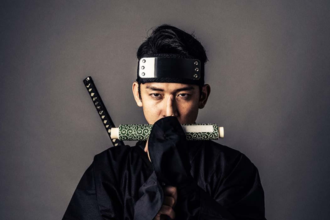 Portada - Se ha descubierto en Japón un pergamino de hace 300 años que incluye el juramento de un ninja. Fuente: metamorworks/Adobe