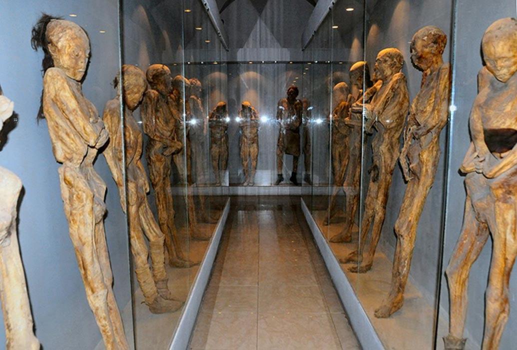 Museo de las Momias de Guanajuato, México. Fotografía: Russ Bowling/ CC BY 2.0