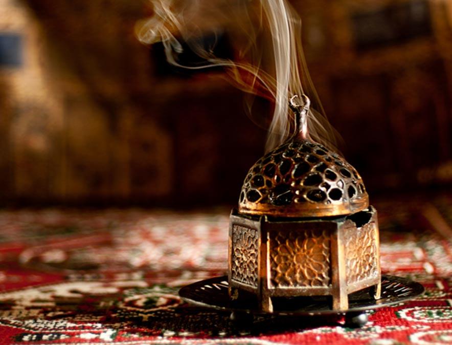 Portada-Quemador de incienso árabe. (flickrhivemind)