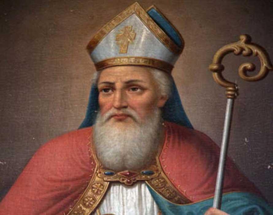 Portada - Retrato de San Nicolás (BigStockPhoto)