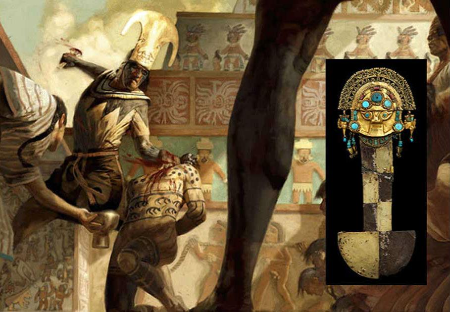 El magnífico y sangriento Tumi: emblemático cuchillo ceremonial del antiguo Perú