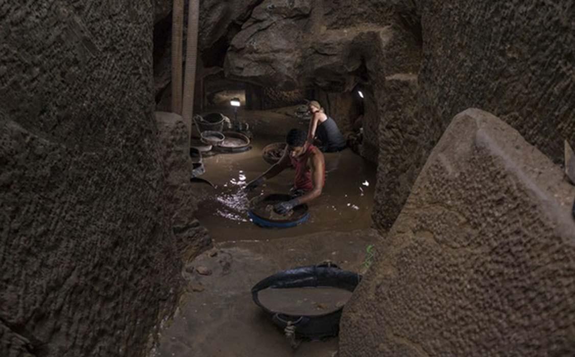 Portada - La tumba inundada de Gebel el Silsila (Egipto) será tamizada por un equipo de investigadores. Fuente: Cortesía del ©Proyecto Gebel el Silsila
