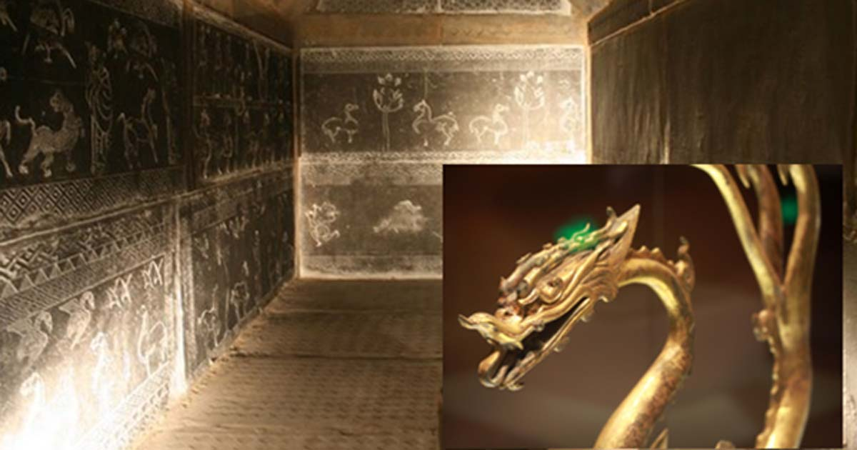 Tumbas de Royal Han