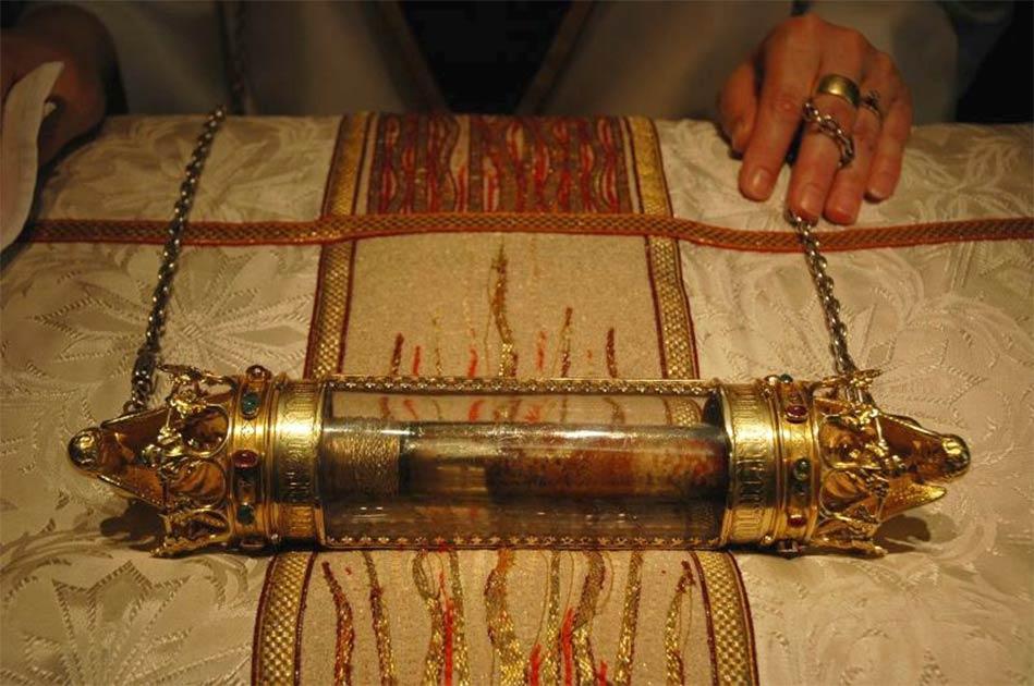 Basílica de la Santa Sangre: ¿Realmente contiene la sangre de Jesús?