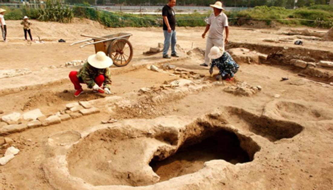 Descubrieron la destilería en China. Fuente: Ecns.cn